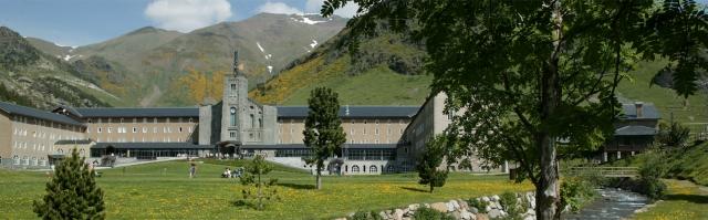 Fotos apartments vall de nuria webcam