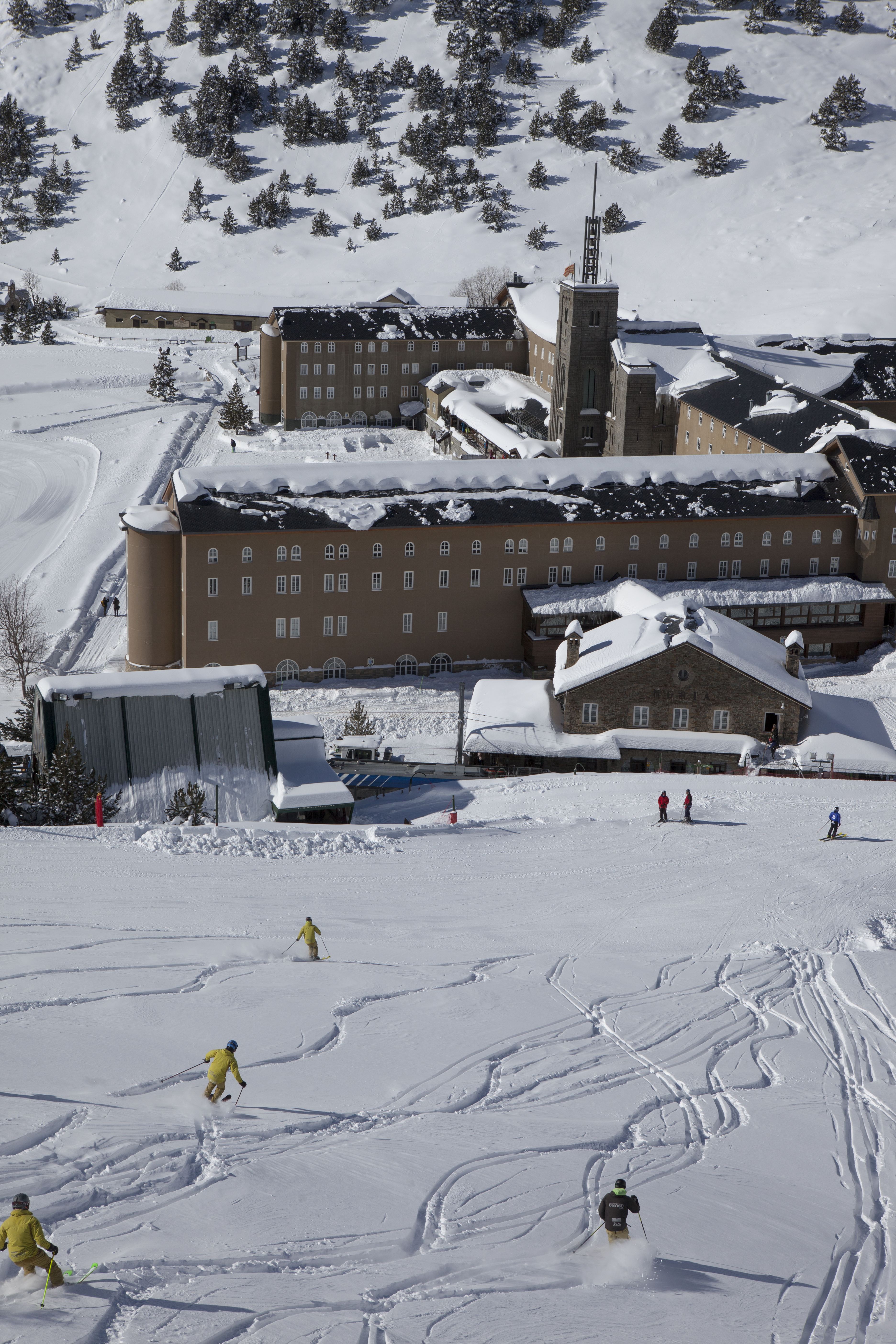 Ripollès Season Ski Pass - Working days
